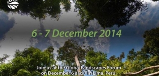 2014 Global Landscapes Forum